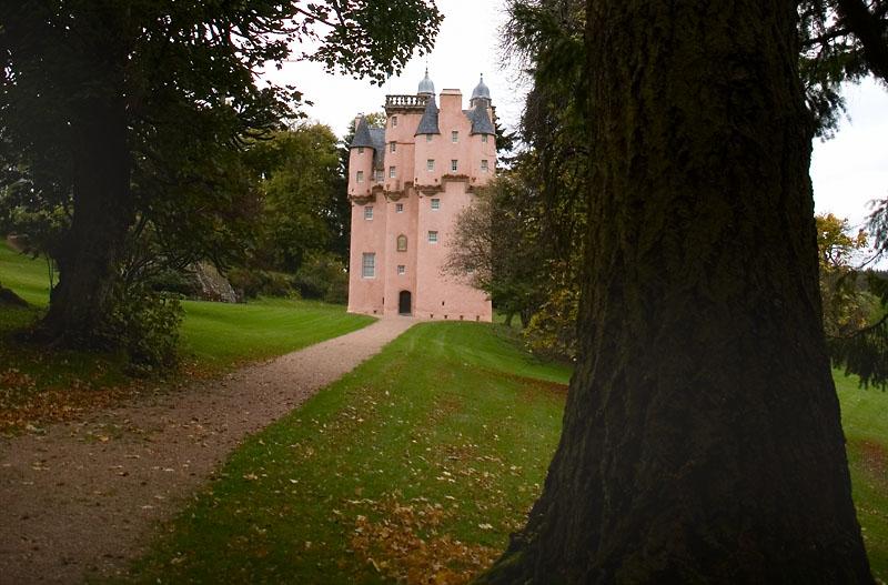 13th Octopber 2011 <br> Craigievar Castle