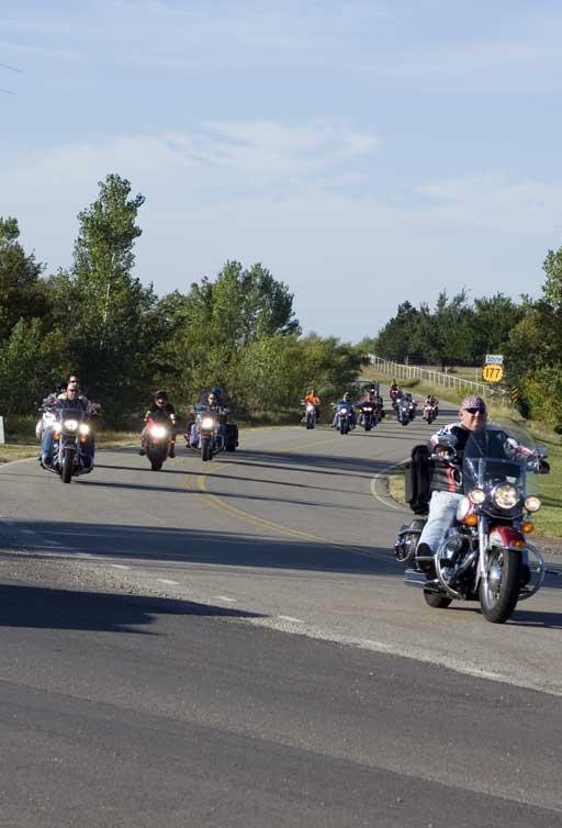 Cassoday Riders