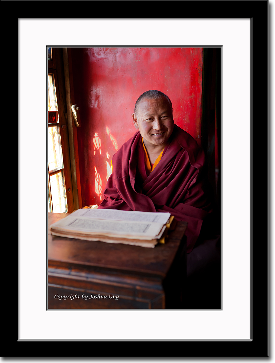 Guardian Monk