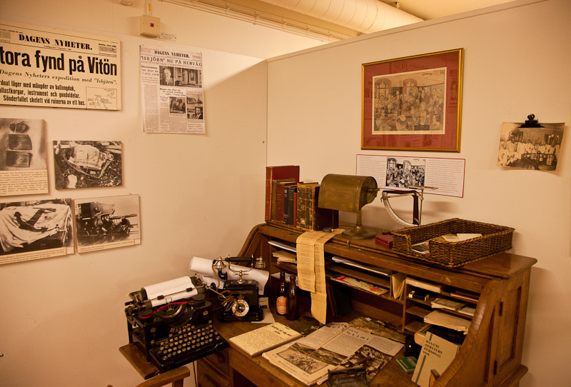The 1936 office