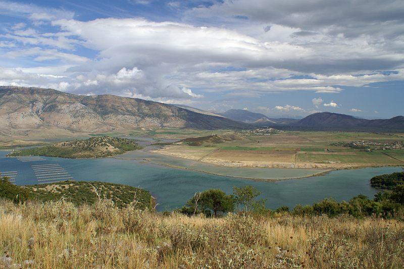 Butrint Lake