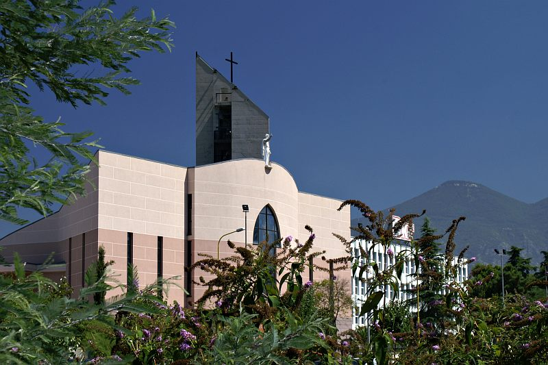 Tirana - Cathedral of St Paul