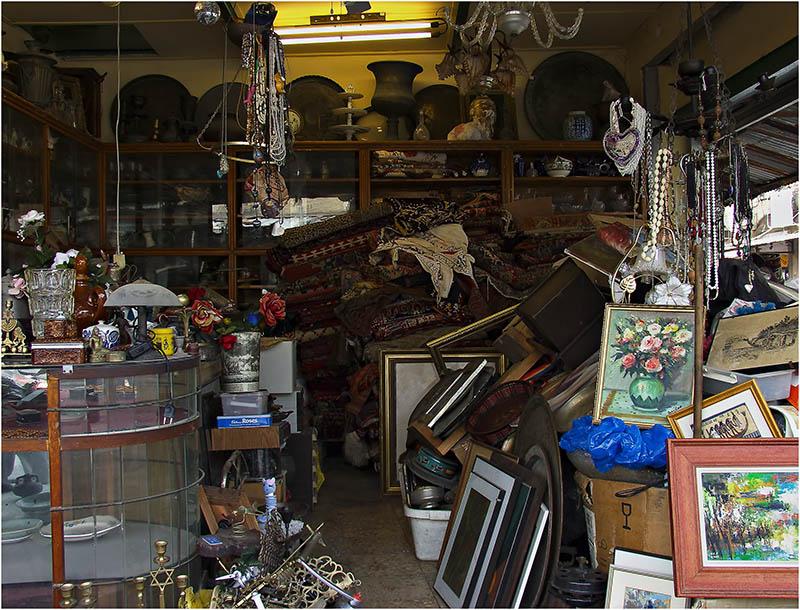 Junk or Antiques