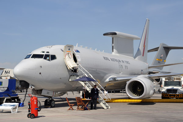 Royal Australian Air Force AEW&C - Boeing 737