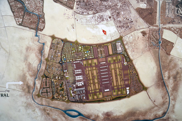 Dubai world central master plan photo brian mcmorrow photos at dubai world central master plan gumiabroncs Gallery