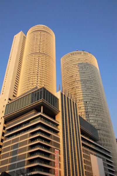 JR Central Towers at Nagoya Station