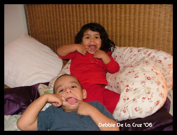 Angel and Alina