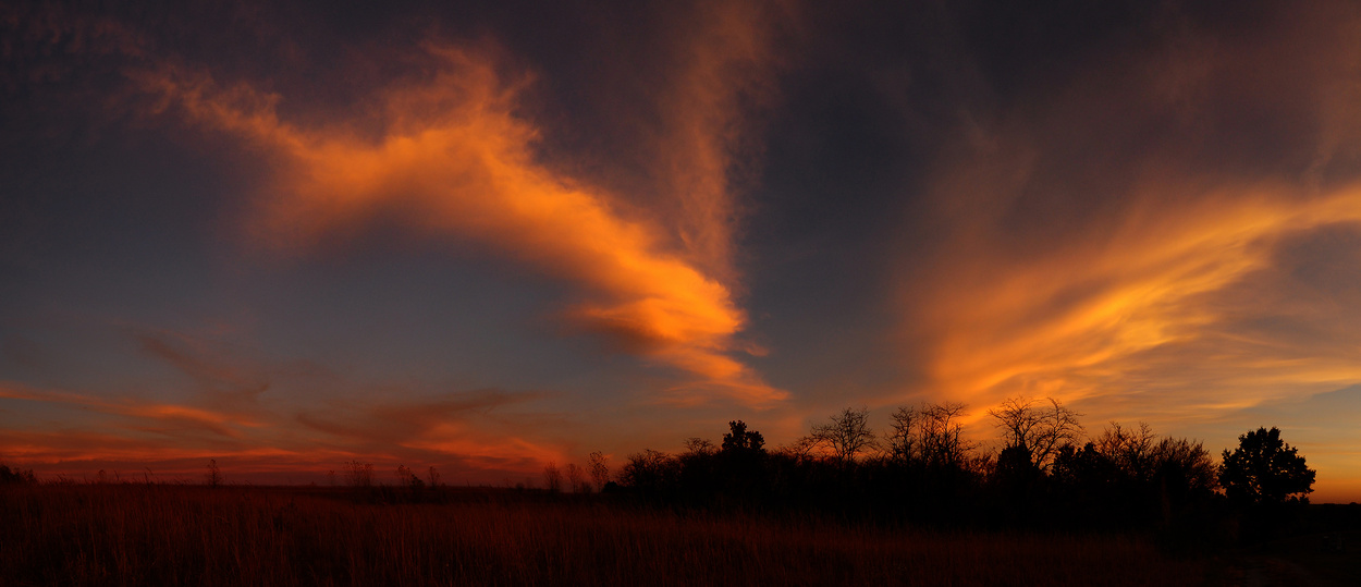 Eastern Sunset PANO
