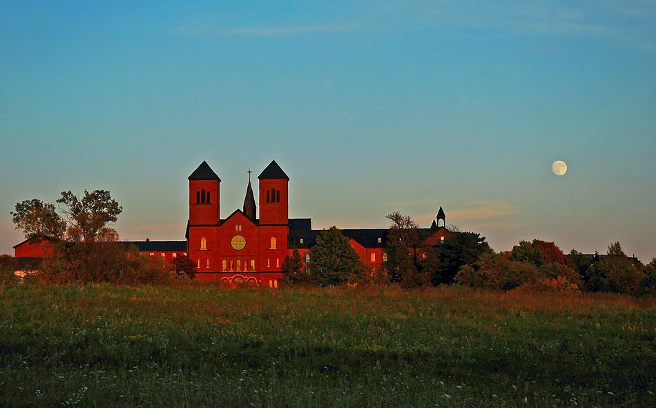 Harvest Moon & Monastery