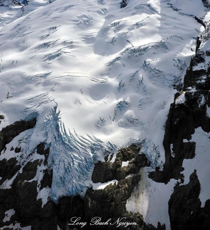 Chickamin Glacier
