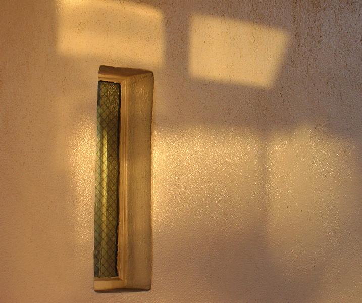 Window  at Wienerschnitzel