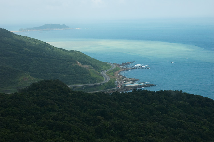 Ta Wu Lun Fort - scenic lookout