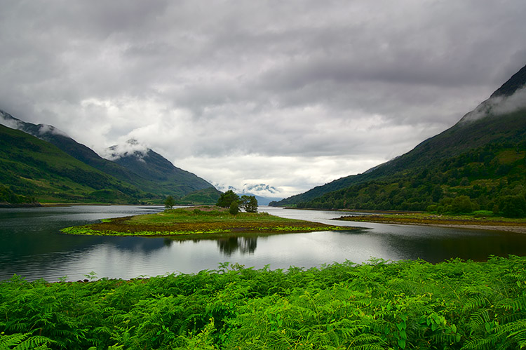 Loch Leven Island