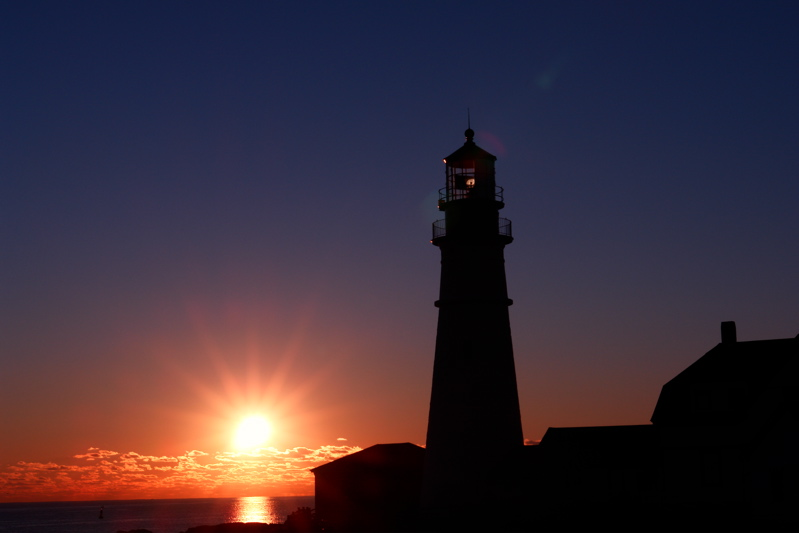 DSC09887.jpg PROMETHEAN DAWN portland head light lighthouses maine donald verger
