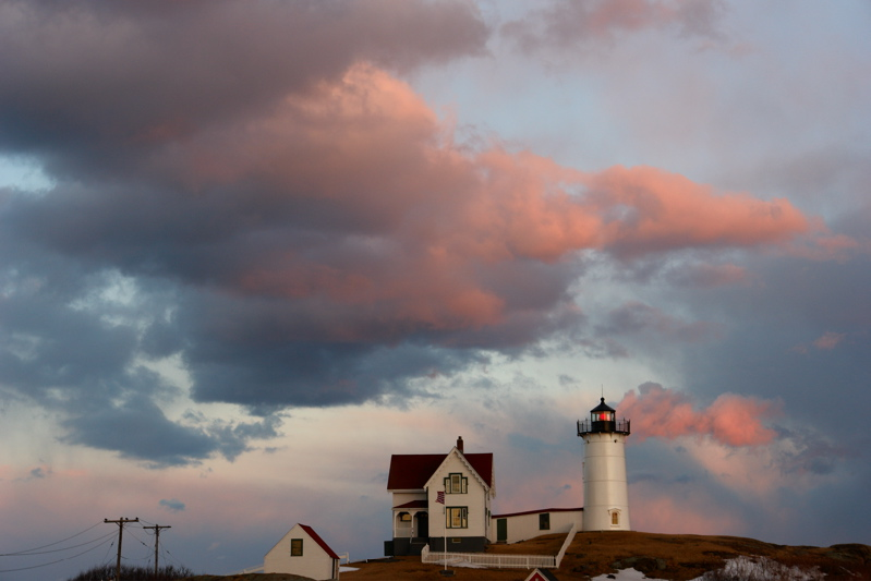 108DSC03645.jpg HOPE AFTER THE DARK STORM NUBBLE LIGHTHOUSE YORK MAINE WATERSPOUT/SNOWSQUALL