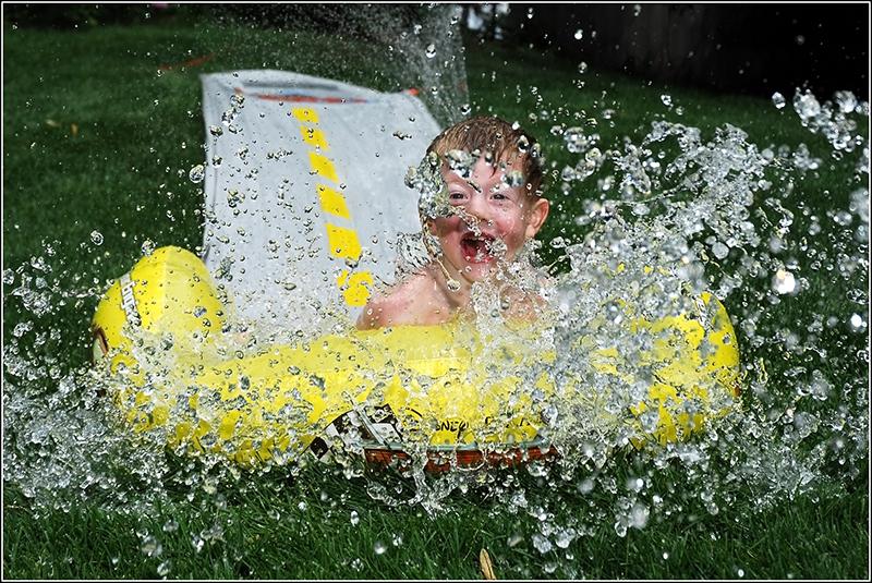 Ryans splash