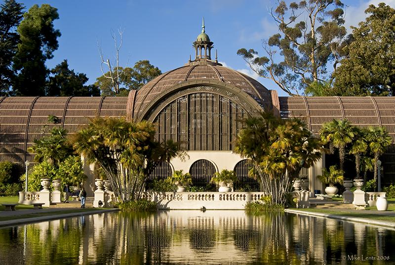Balboa Parks Botanical garden