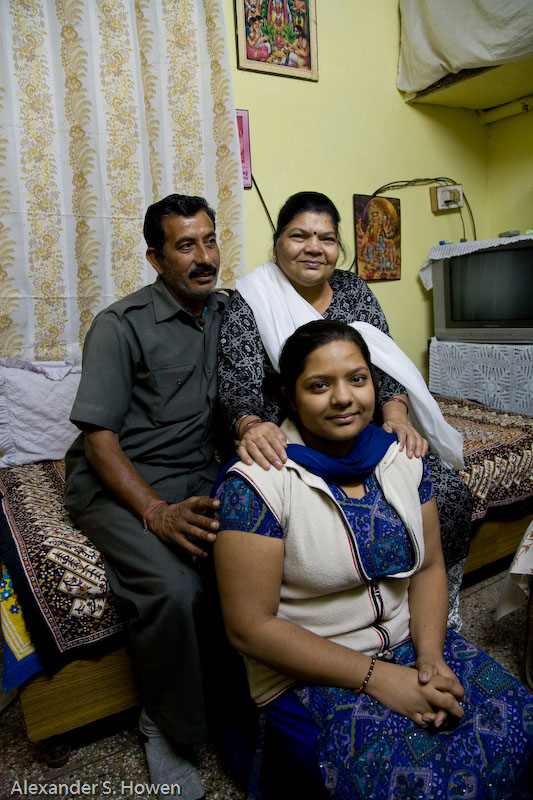 The Monga family