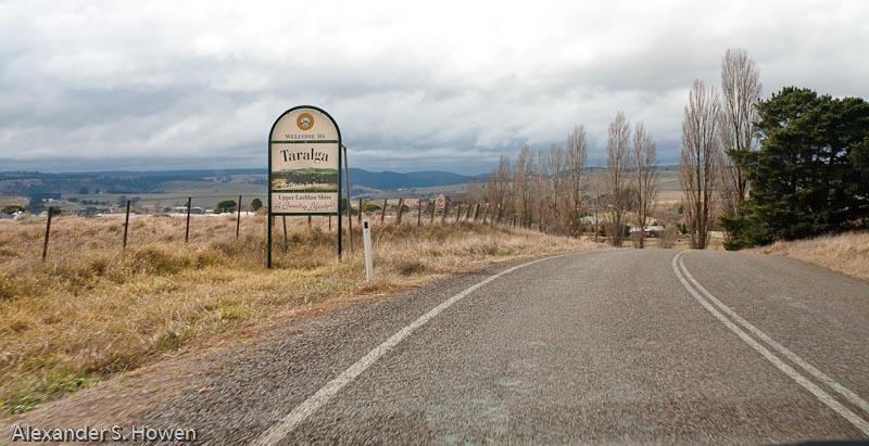 Welcome to Taralga