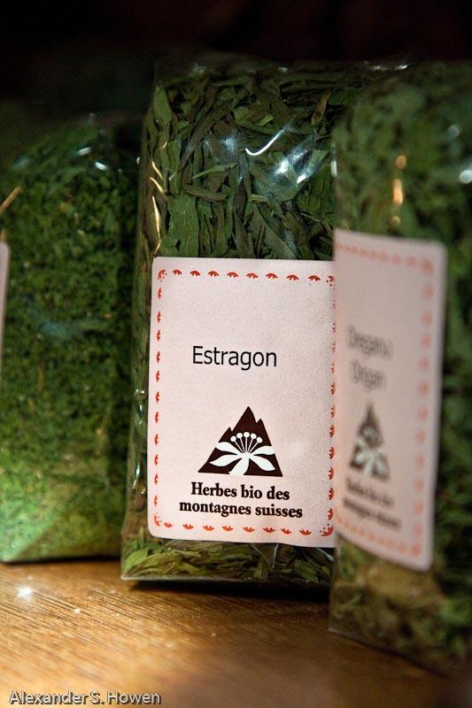 Estragon or tarragon