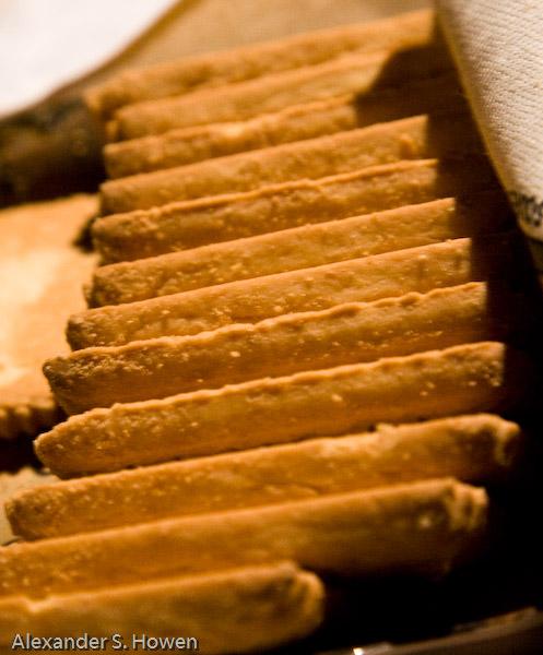 Biscuit stairway