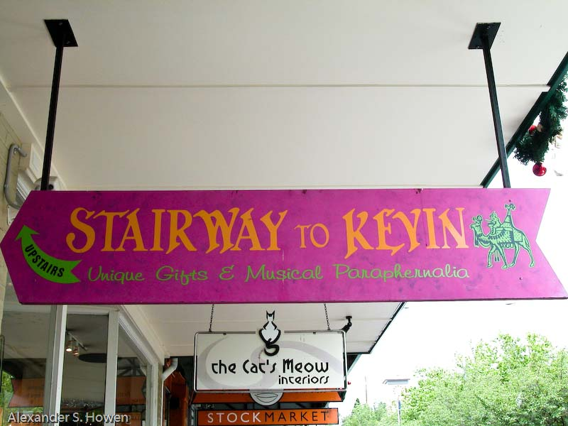 Stairway to Kevin