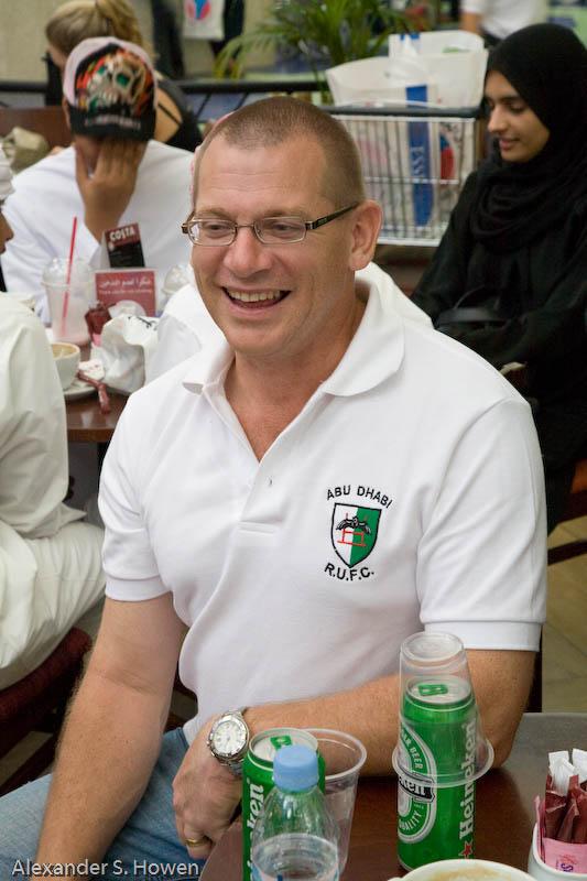 Abu Dhabi football club