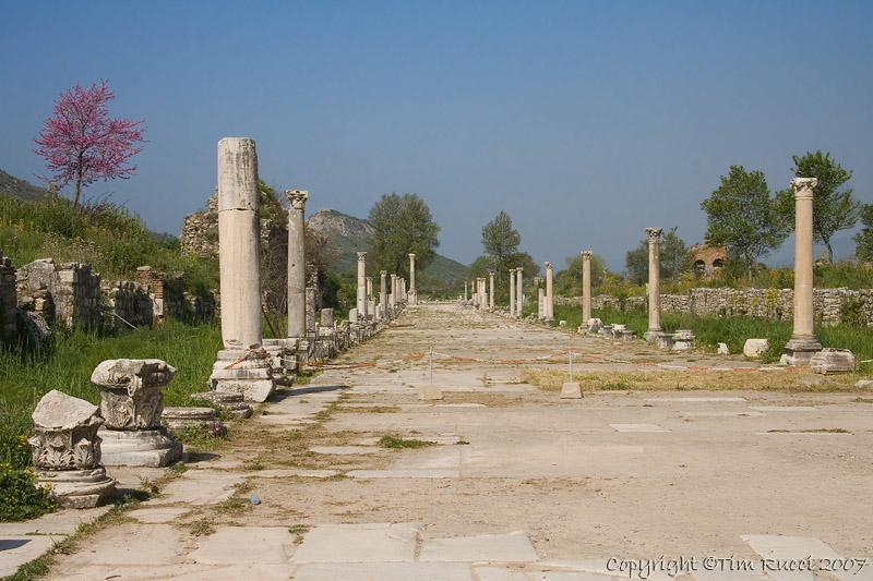 28104 - Road at Ephesus