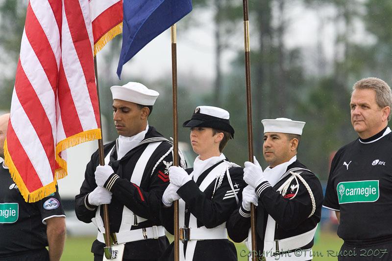 37111 - Color guard