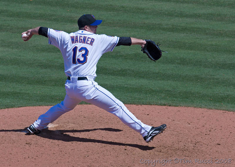 40d-1761c  -  Mets ace pitcher, Billy Wagner