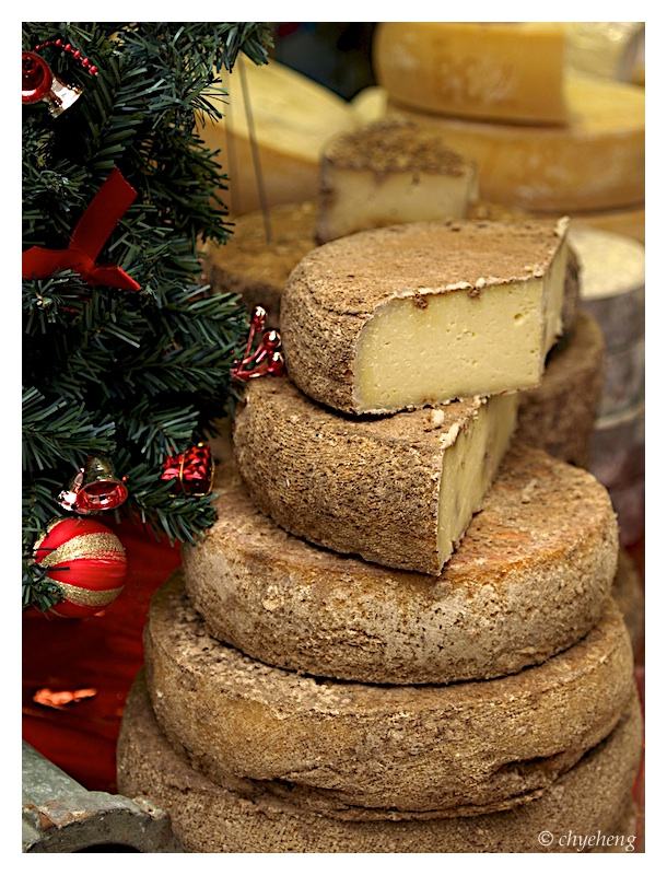 Really aged cheese