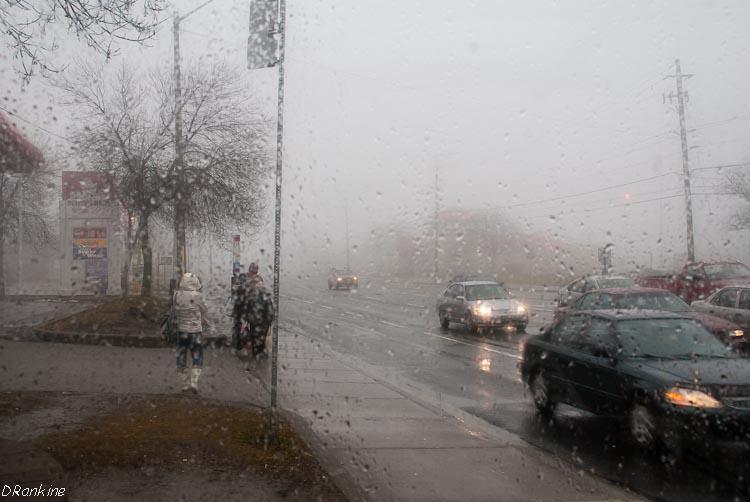 Raining On Ellesmere