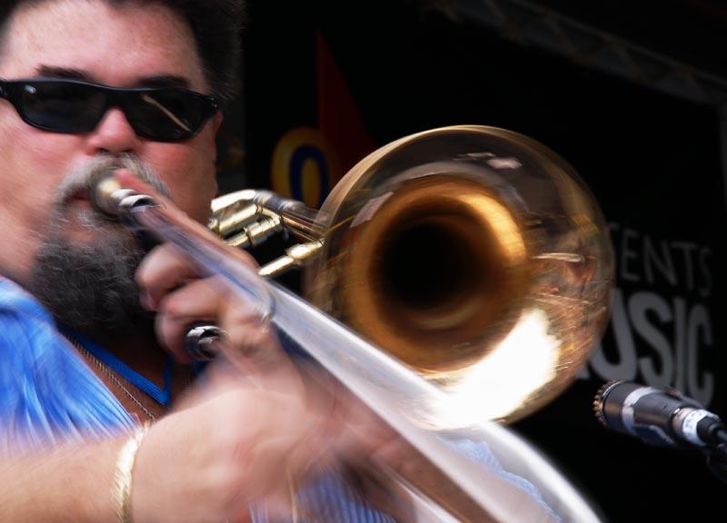 Trombone of Bonerama