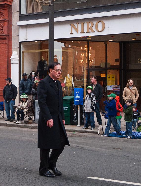 Archbishop (Roman Catholic) of Hartford - Most Reverend Henry J. Mansell