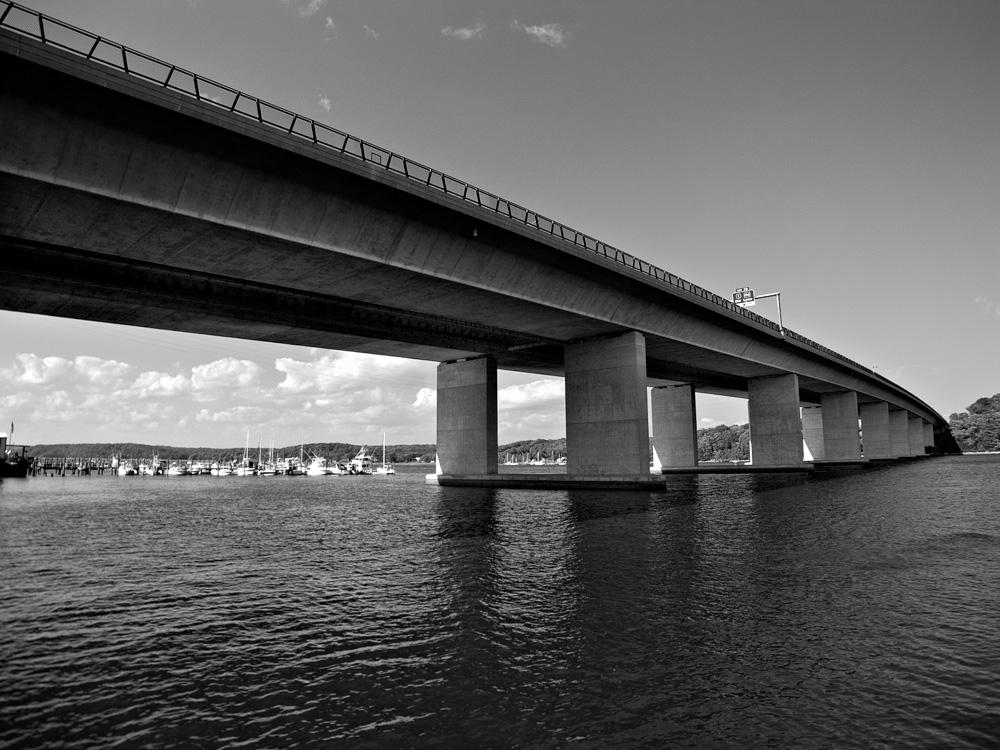 #1 The Baldwin Bridge