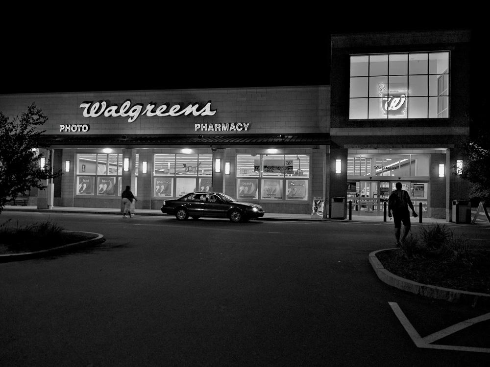 #16 Walgreens at night