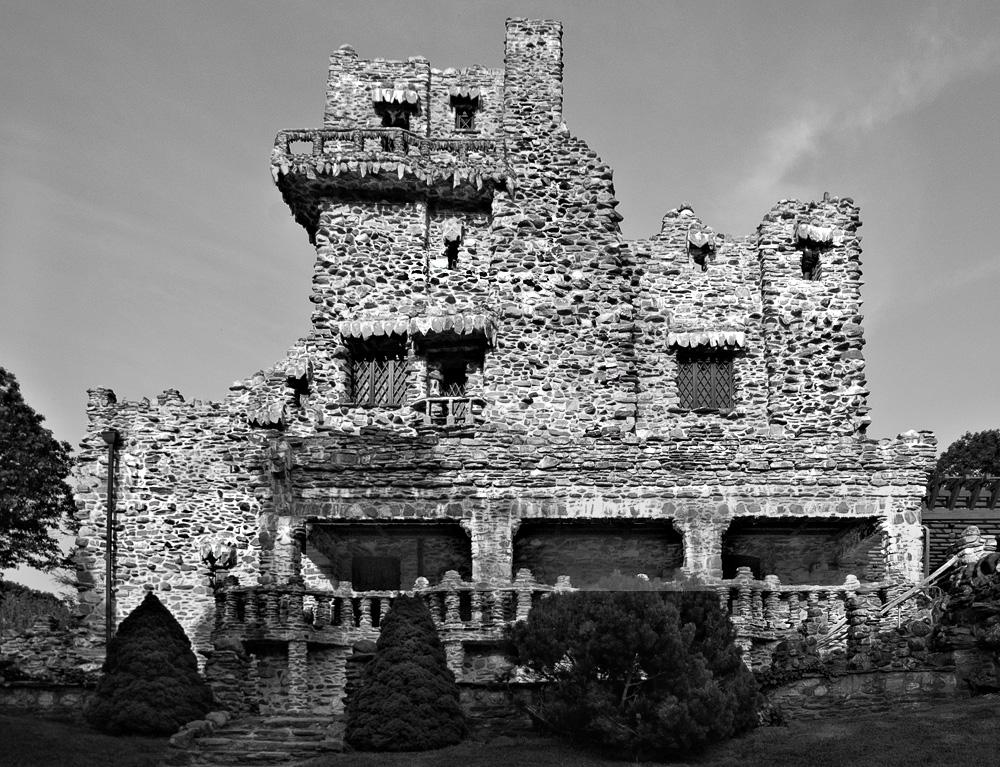 #23 Gillette Castle - West Face