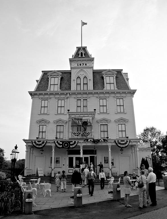 #25 Goodspeed Opera House