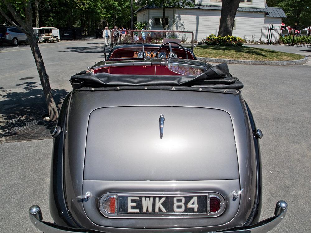 1939 Daimler Dolphin #1