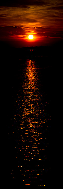 Sunset at the marina #2
