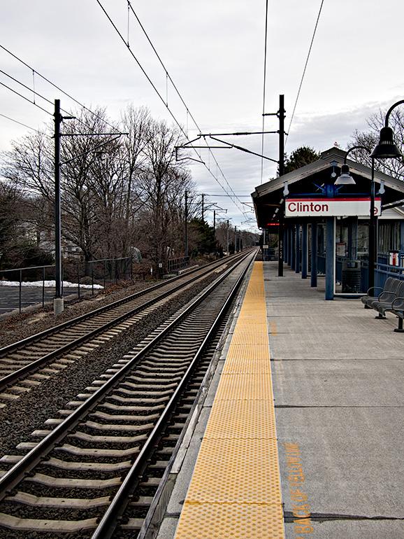 Clinton Railroad Station