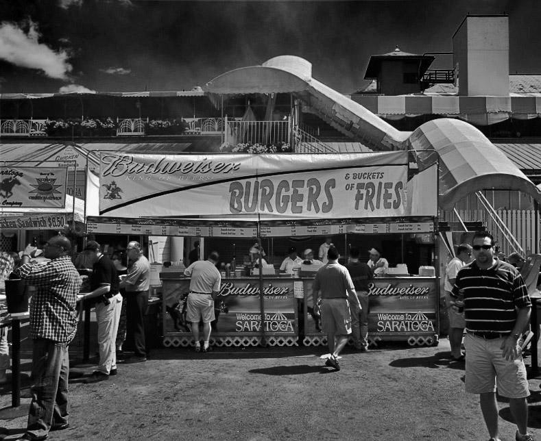 Burger anyone?