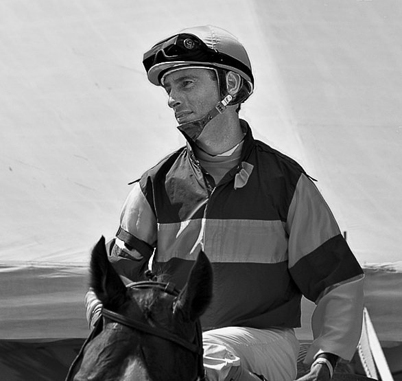 Portrait of a Jockey