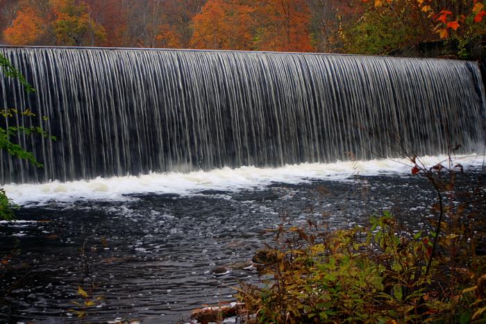 Waterfall Ringwood Manor