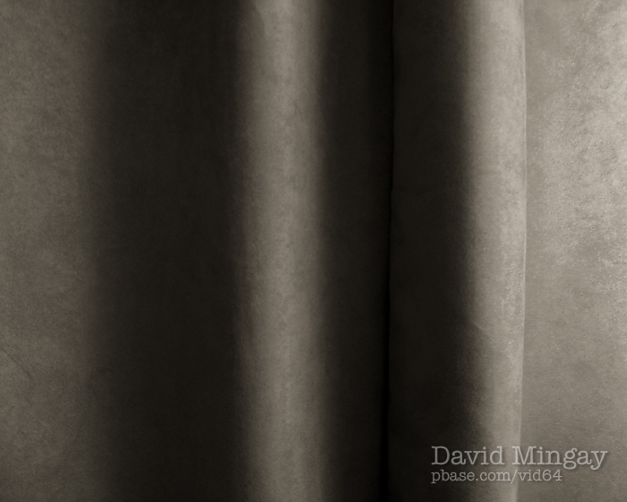 Mar 15: Curtains