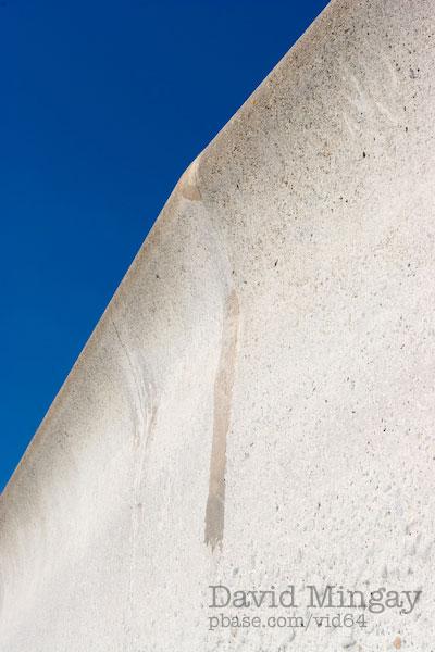 Sea wall at Seaton