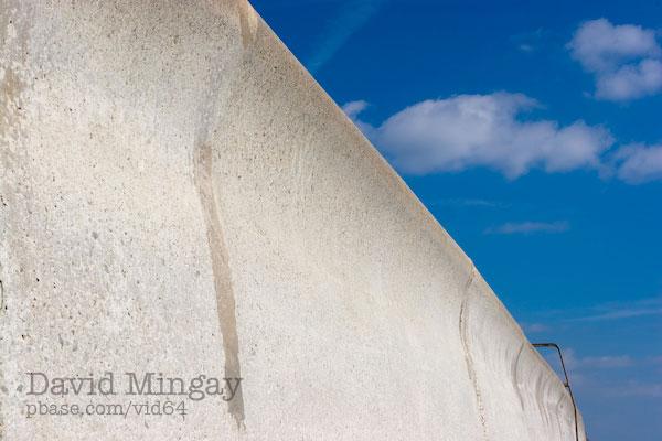 Sea wall at Seaton 2