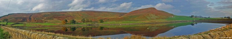 Embsay Reservoir, North Yorkshire