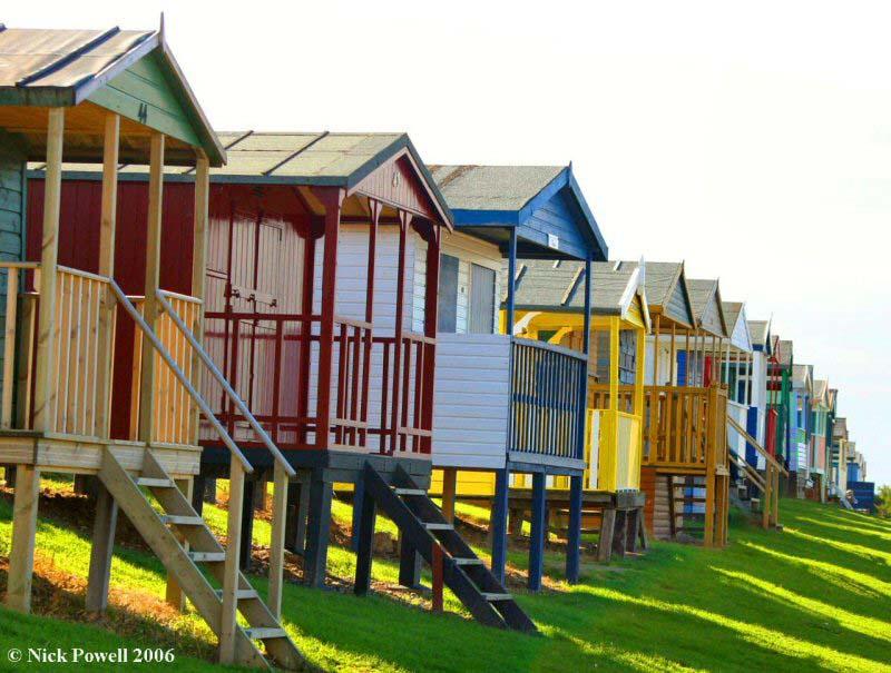 Tankerton Beach Huts 1