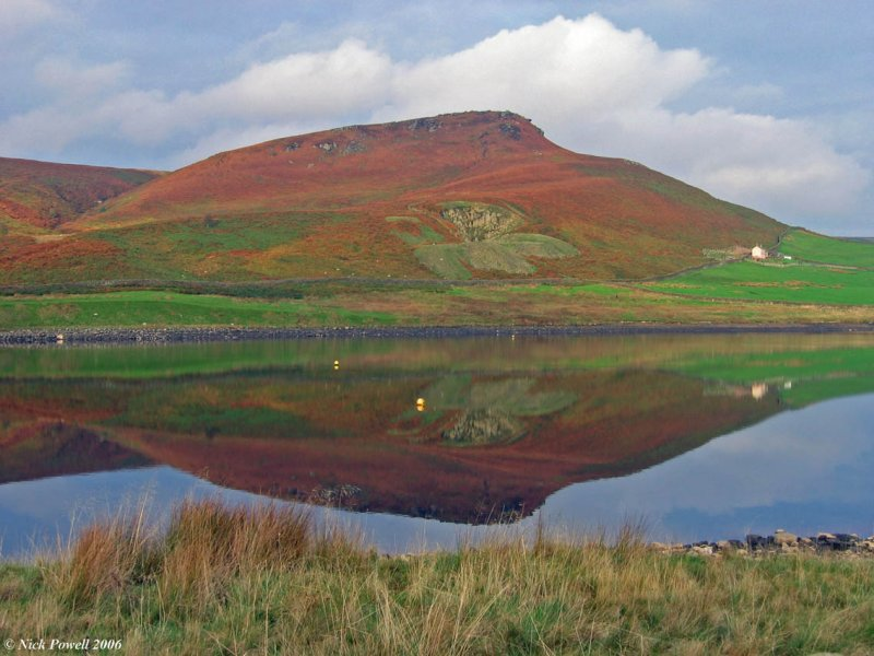Embsay Crag North Yorkshire 1